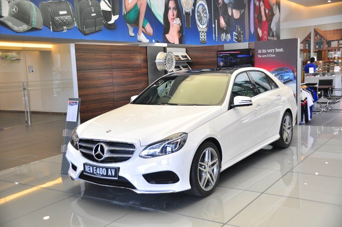 Largest merc autohaus 3s centre opens in balakong carsifu for Mercedes benz star service