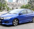 Honda City 1.5 V with Modulo bodykit - 00