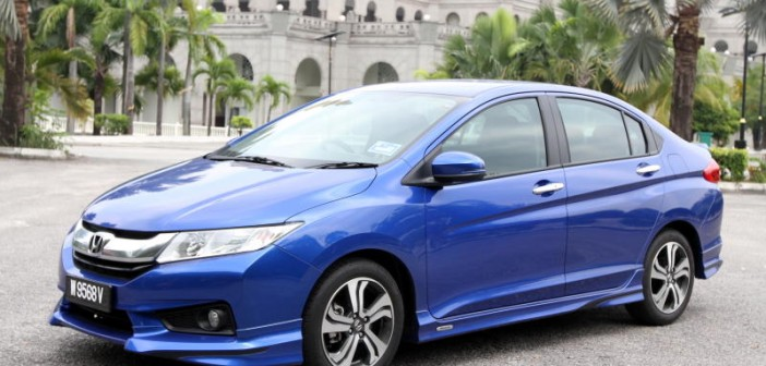 Honda City 1.5 v With Modulo