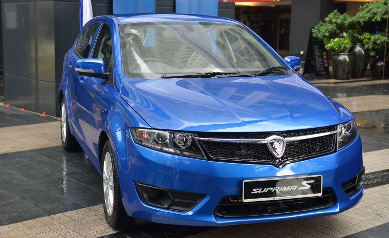 Proton Suprima S Standard launched   CarSifu