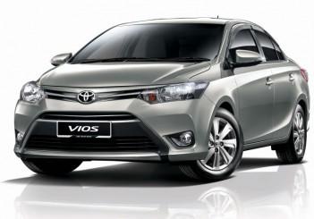 2015 Improved Toyota Vios E ONLINEnew00