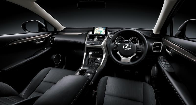 Lexus NX - 19