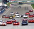 2015 Ferrari Challenge APAC-Round 1-Race 1