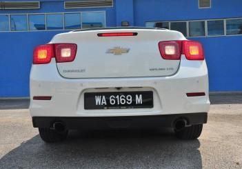 Chevrolet Malibu - 11