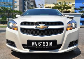 Chevrolet Malibu - 16