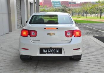 Chevrolet Malibu - 19
