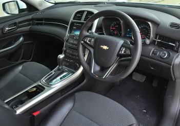 Chevrolet Malibu - 21