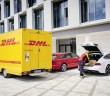 Audi works with DHL and Amazon