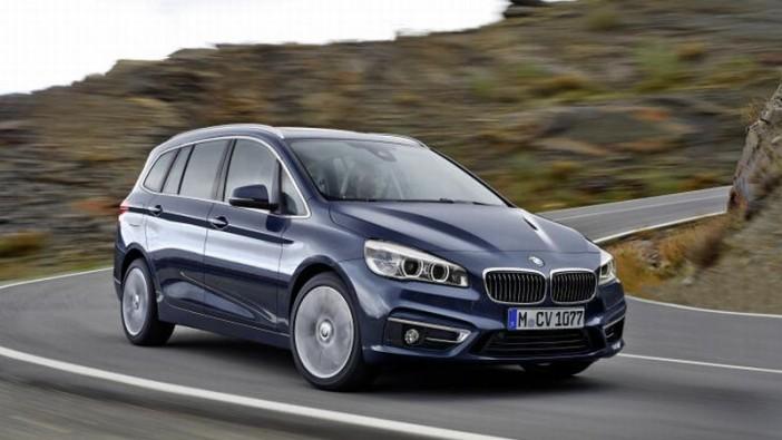 BMW 2 Series Active Tourer (13)