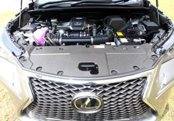Lexus NX F Sport - 08