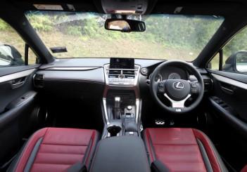 Lexus NX F Sport - 11