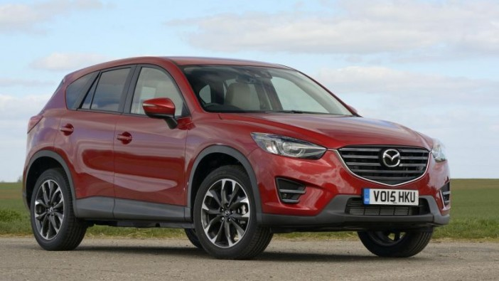 Mazda CX-5 production crosses one million