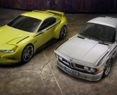 BMW 3.0 CSL Hommage surfaces