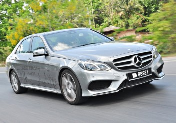 Mercedes-Benz E 300 BlueTEC Hybrid - 032
