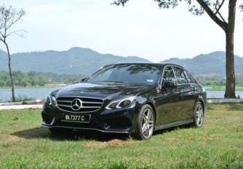 Mercedes-Benz E 400 Avantgarde - 01