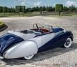 The 1952 Silver Dawn.