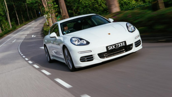 Panamera S E-Hybrid: Call it frugally fast