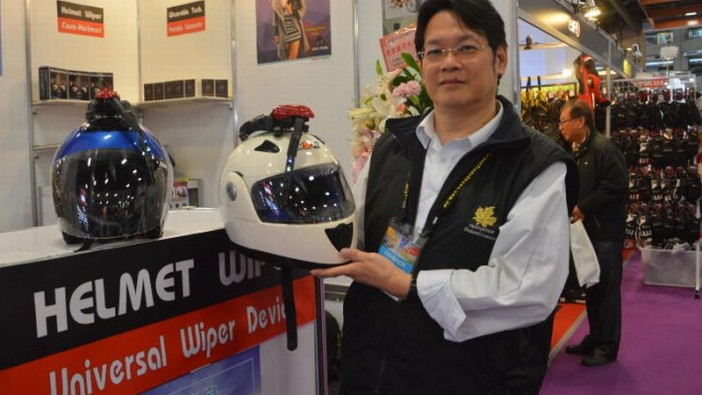 Taiwan trade fair showcases competitive innovations