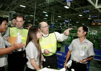 Thai auto sector on recovery path