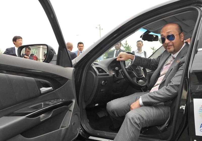 Malaysia Making Inroads As Regional Hub For Electric Cars Carsifu