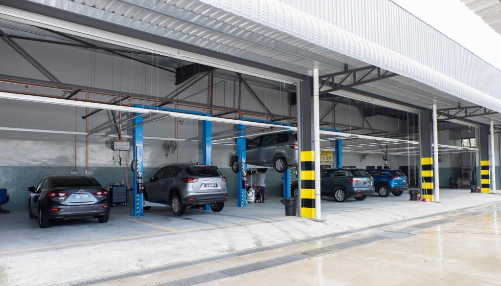 Mazda Opens Latest 3s Centre In Johor Baru Carsifu