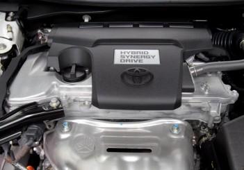 Toyota Camry Hybrid - 20