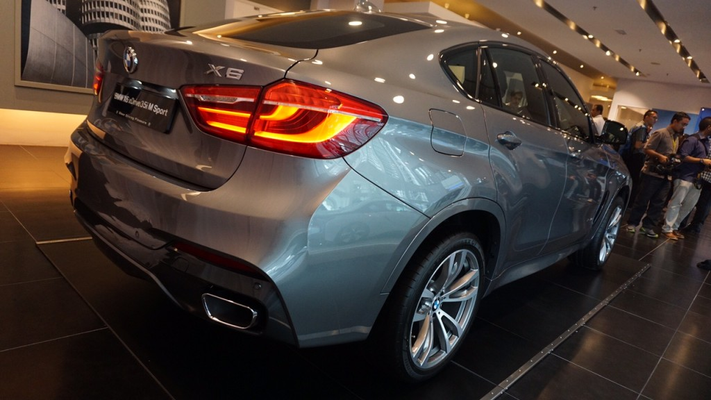 Locally Assembled Bmw X6 Launched Car Prices May Go Up In