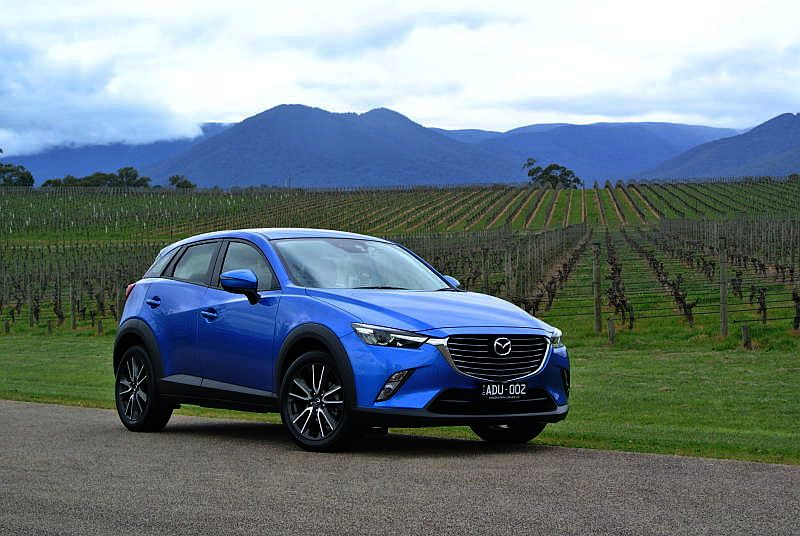 mazda cx 3 driven in australia full report and new video carsifu. Black Bedroom Furniture Sets. Home Design Ideas