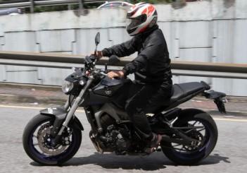 Yamaha MT-09 - 01