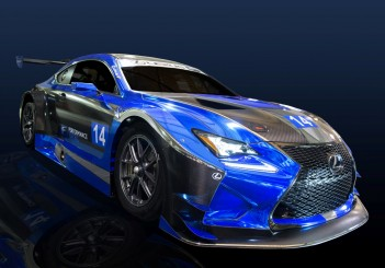 Lexus RC F GT3 - 01