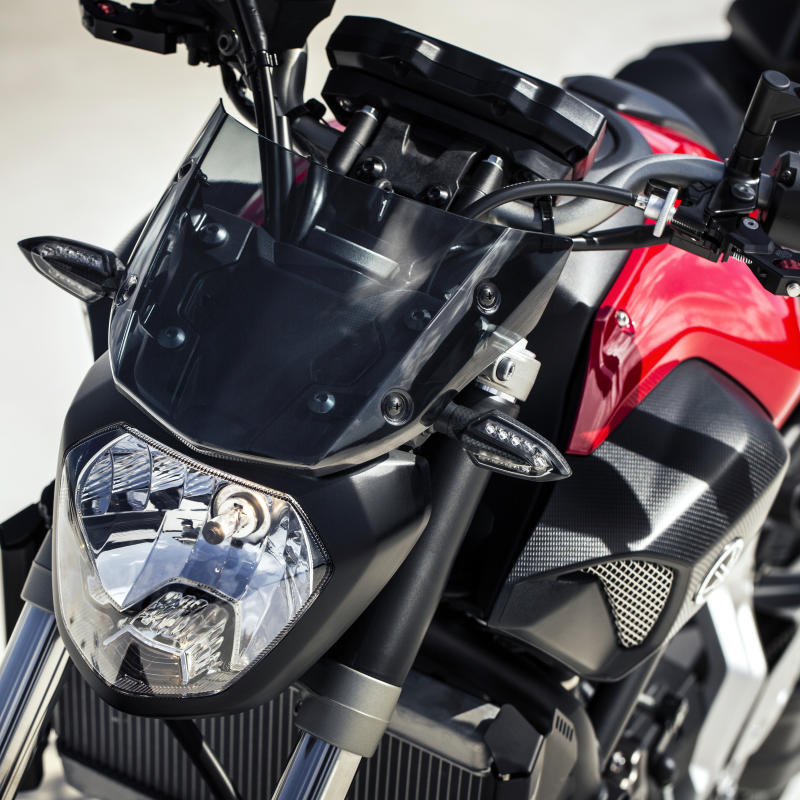 Yamaha MT-07 - 06