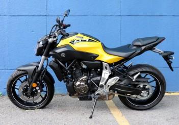 Yamaha MT-07 - 07