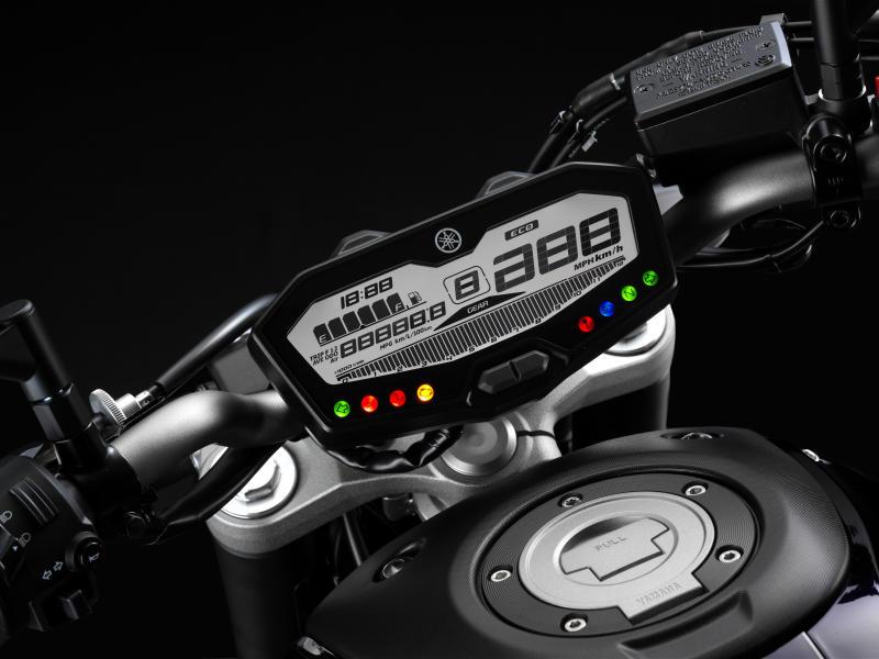 Yamaha MT-07 - 09