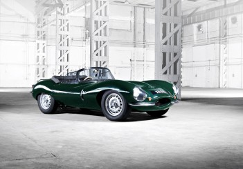 Jaguar XKSS (Original) - 01