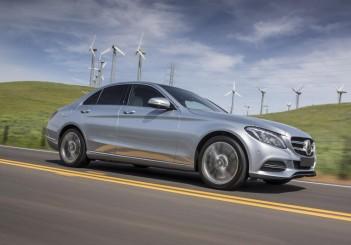 Mercedes-Benz C 350 e (W205) - 06