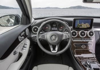 Mercedes-Benz C 350 e (W205) - 13