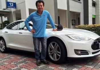 Tesla joe Nguyen Singapore