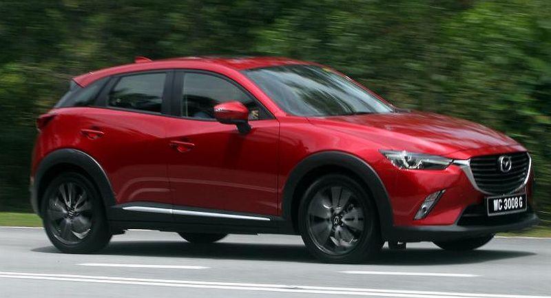 Shootout Mazda CX 3 Vs Honda HR V Vs Renault Captur