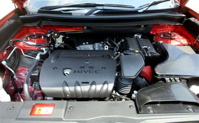 Mitsubishi Outlander - 12