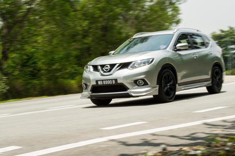 Nissan X-Trail 2.5L Impul edition - 01