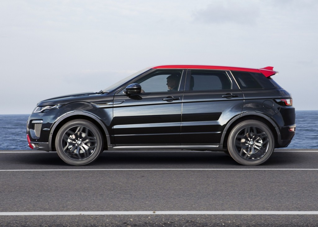 range rover evoque ember special edition revealed carsifu. Black Bedroom Furniture Sets. Home Design Ideas