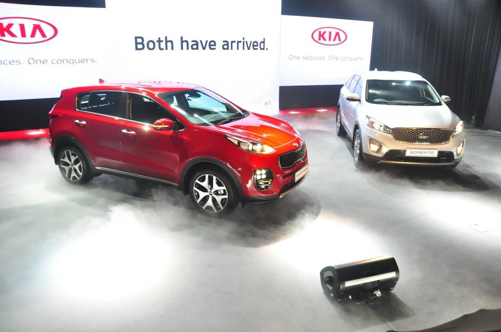 New Seat Kia Sorento And Seat Sportage Launched Carsifu