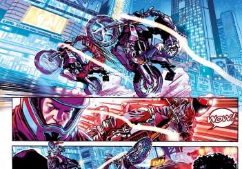 BMW Motorrad Riders in the Storm - 01