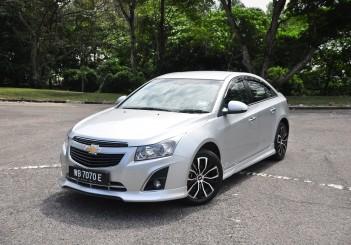 Chevrolet Cruze Sport - 01