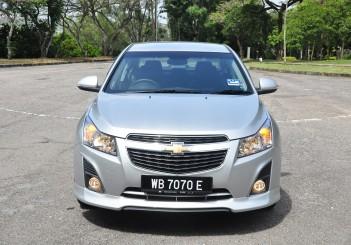 Chevrolet Cruze Sport - 02