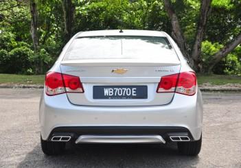Chevrolet Cruze Sport - 03