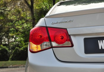 Chevrolet Cruze Sport - 17