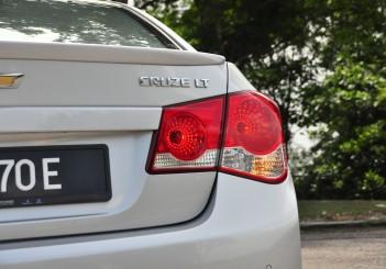 Chevrolet Cruze Sport - 18