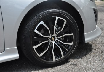 Chevrolet Cruze Sport - 19