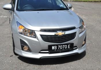 Chevrolet Cruze Sport - 26